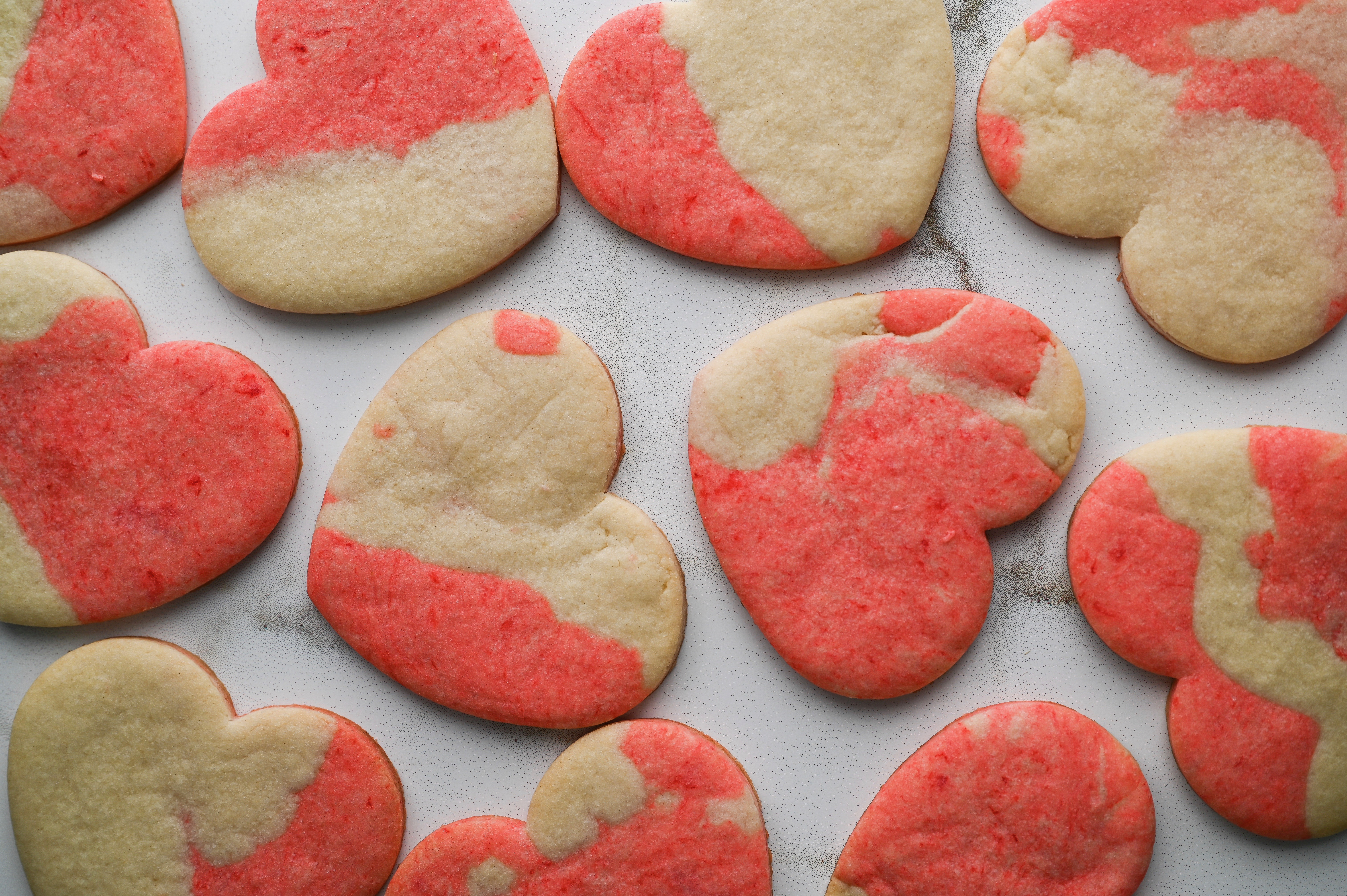 Heart Shaped Sugar Cookies Taking The Guesswork Out Of Greek Cooking One Cup At A Time